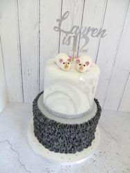 My nieces 12th Birthday Cake