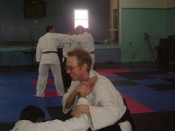 Tom Cook doing Nikko