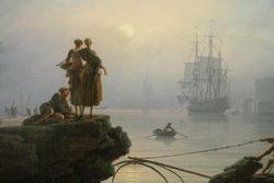 Vernet, Morning, 1760, Chicago