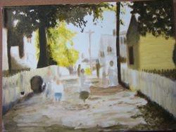 Shady Lane 1916