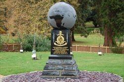 Memorial at Unit