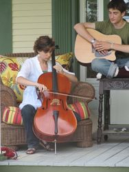 Music on The Porch