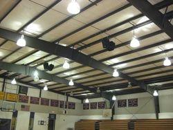 Four Speakers for Mayflower Gym