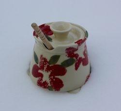 Clematis Honey Pot