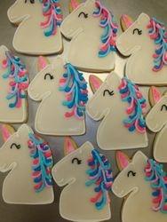 unicorn cookies $4  each