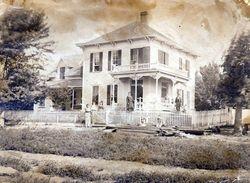 The first NIcholson Home