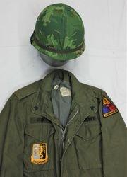 George Clein, Fatigue Jacket 3 Amd.Div: