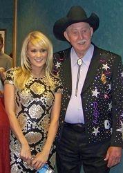 Carrie Underwood & Jack Greene 6.3.08