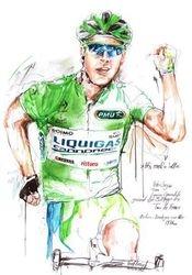 Peter Sagan, het fenomeen vd tour 2012
