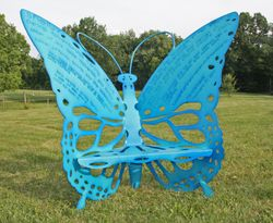 Custom Memorial Butterfly Chair