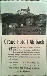 Grand Hotell Ahlbeck 1915