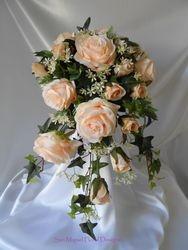Cascading Bouquet   #B56