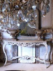 #17/268 Console Louis XV