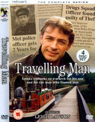 Travelling Man Complete Series DVD Set (UK reg. 2 release)