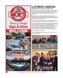 Moe's Auto Sales / Latinos Unidos