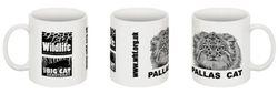 Pallas Cat WHF mug