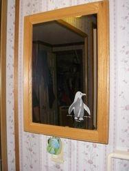 Penguin Bathroom Cabinet