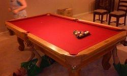 Pool table 6