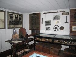 The attic museum
