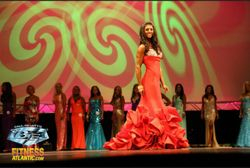 Bodybuilding competition ( Dress Altered by Julia )