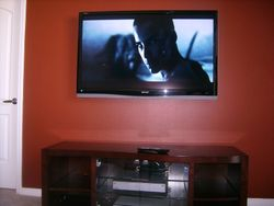 Sharp Premium TV Installation
