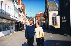 Esslingen, Germany, 1995.