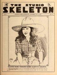 1919 Studio Skeleton October 4
