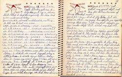 Gerald Isaac Grubb Journal Pages