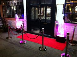 Pub opening night in Ely, Cambridgeshire