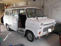 1970s small camper van