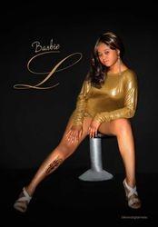 Barbie Lindsha, singer - Holland