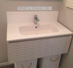 Crédences pour salle de bains