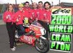 Mondiale 125 cc  2000