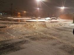 Snow Ramp
