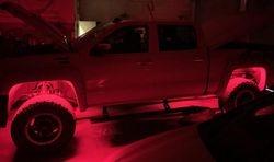2017 GMC Sierra 1500 Underglow LEDs