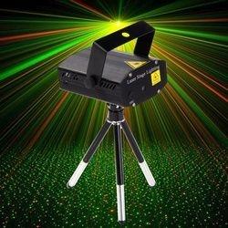 Laser Grid Lighting