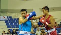 August 2014 - Singapore Amateur Boxing Invitational Boxing Tournament