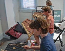 Wednesday dulcimer class