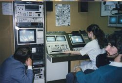 Cable 2 Control Room