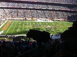 Denver Broncos Play-Off Game for NFL Films