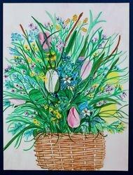 Spring Basket.