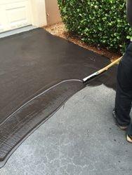 Blacktop Sealer driveway coating