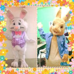 Easter Bunny & Peter Rabbit