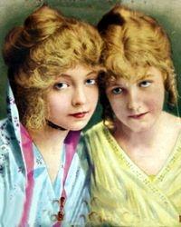 1914 GISH SISTER