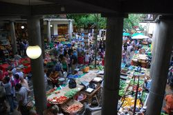 The market in Funchal