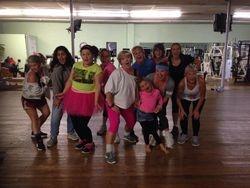 80's dance fit