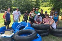 2019 Tubing the Dan River