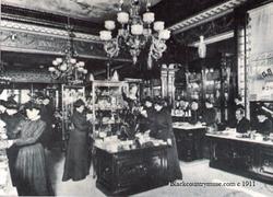 Shop Girls.c1890s