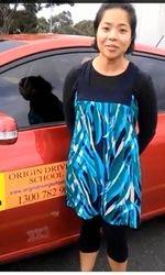 Driving School Reservoir - Testimonial - Sarah De Guzman