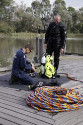 Police Divers 5